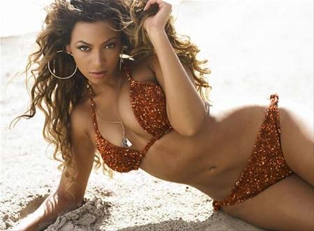 Beyonce en bikini 4